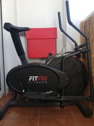 Se vende bicicleta elíptica marca FIT FIU FITNESS