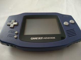 Nintendo Game boy advance morada