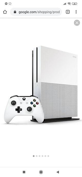 Xbox one S + mando + juego