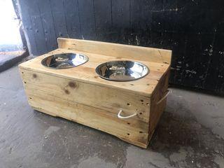 Comedero perro