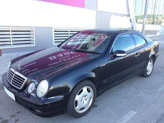 Mercedes-Benz CLK 2000