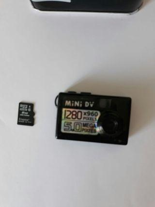 Mini cámara HD