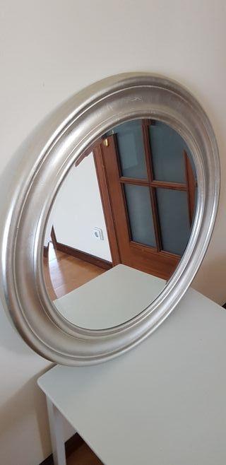 Espejo redondo Ikea