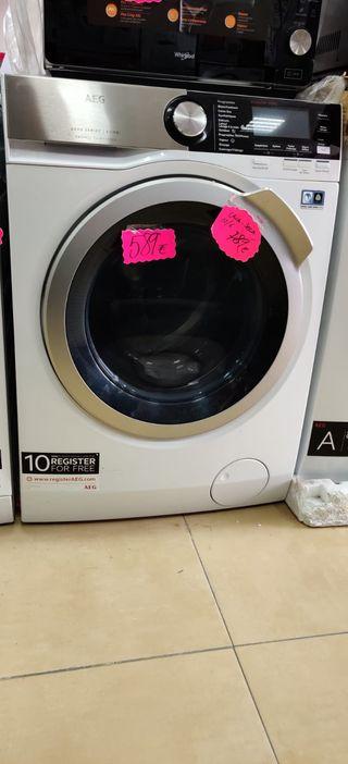 Lavadora secadora AEG L8WED164C