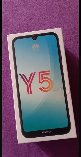 Móvil Huawei Y5, 2019 (NUEVO)