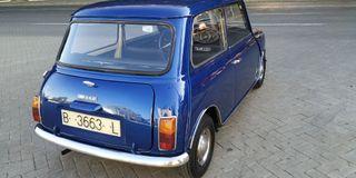 Mini Morris 850 año 1972
