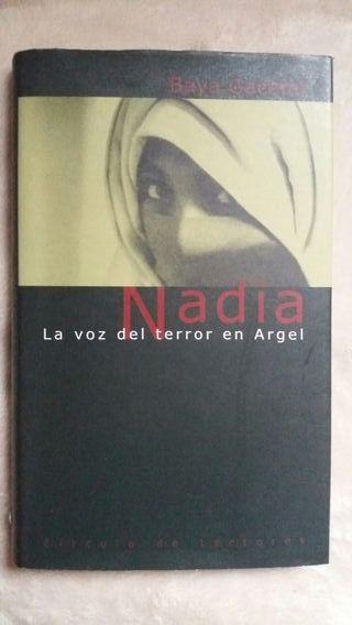 Libro Nadia, La voz del terror en Argel.