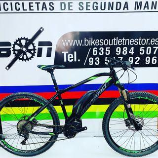 Bicicleta eléctrica Megamo aspe 20 421km