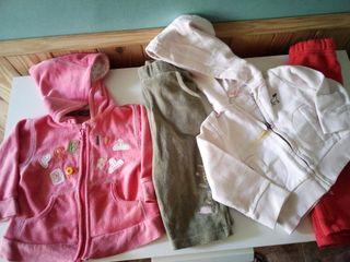 Lote ropa niña 9 a 12 meses