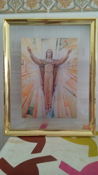 Cuadro Cristo