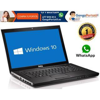 Portátil Dell Vostro 3500, i5 / Web Cam / 750Gb /