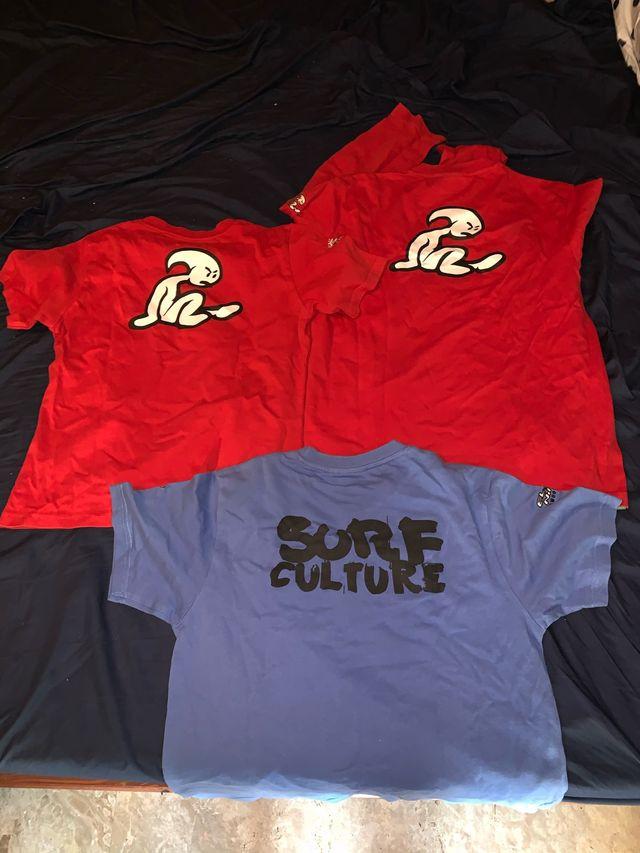 Camisetas marca oficial ( El Niño)