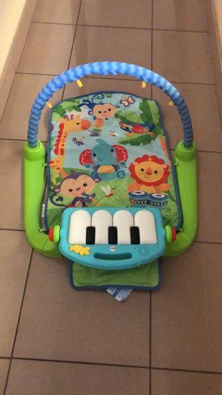 Manta - gimnasio-piano-bebes