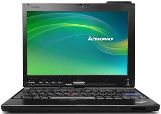 Portátil Lenovo X201 Tablet, i7 / Táctil / Cam / W