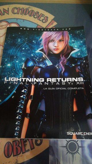 Guía Final Fantasy XIII Lightning Returns