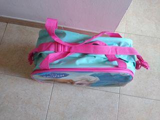 maleta frozen viaje