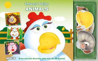 Libro infantil imanes, IMANTS BOJOS ANIMALS