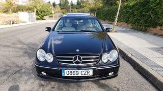 Mercedes-Benz CLK 2004 270 CDI