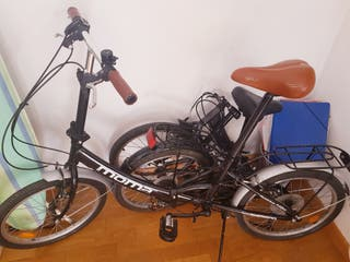 bici plegable moma