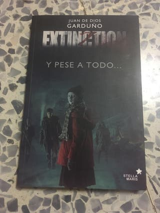 Libro Extinction