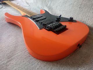 Guitarra eléctrica Ibanez RG550