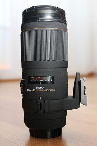 Sigma 180mm f/3.5 EX DG HSM Macro