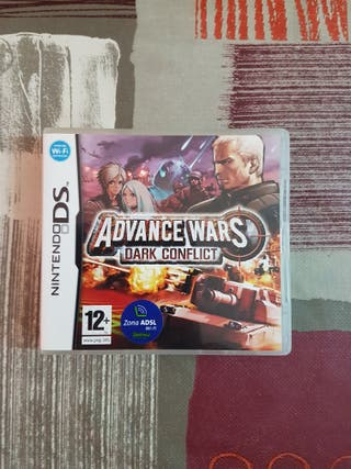 Advance wars (dark conflict) NDS