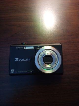cámara de fotos digital Casio