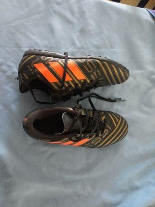 botas futbol nemeziz