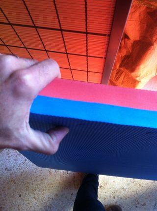 Tu lo estrenas: Tatami Puzzle 4cm grosor Judo