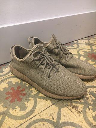 Adidas Yeezy Oxford Tan