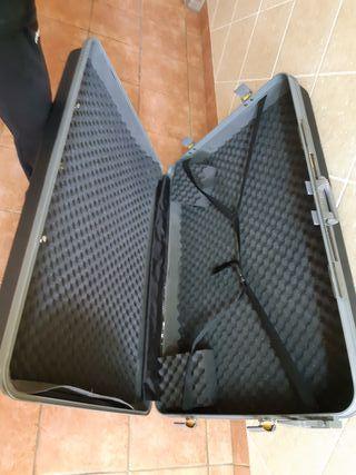 maleta rígida portabici Intox