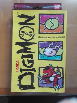 DIGIMON BATTLE VIRTUAL PET TAMAGOTCHI 1997