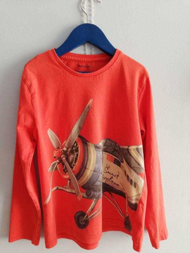 camiseta Mayoral niño 9