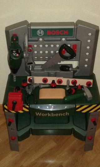 Banco herramientas Bosch