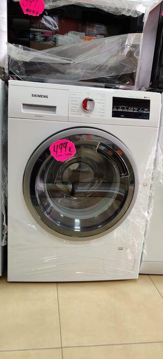 Lavadora secadora SIEMENS WD15G462FF