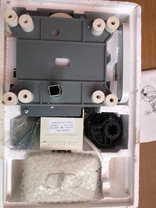 Motor para persiana completo con instrucc