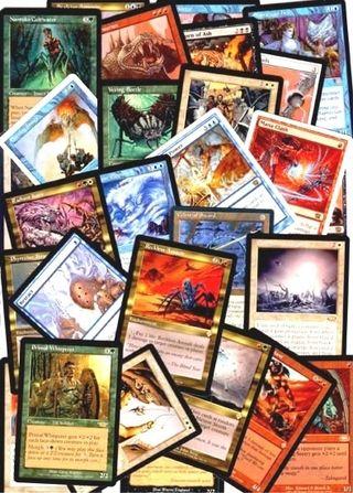Lote cartas magic