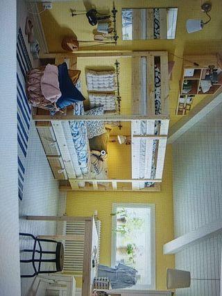 Literas Nuevas IKEA,con colchones
