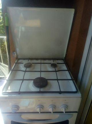 horno I encimera de butano
