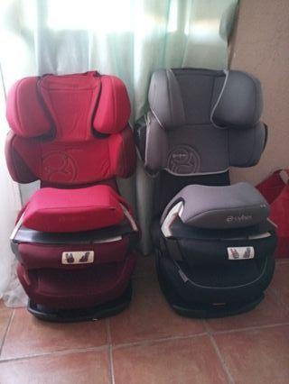 sillas para coches