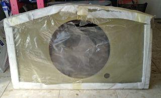 Encimeras de vidrio para lavabo