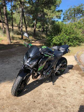 Kawasaki Z800 Full