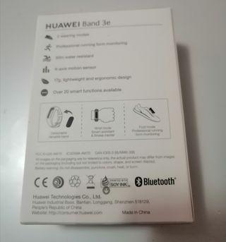 Pulsera Huawei Band 3e