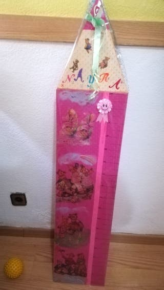 Medidores para niño o niña
