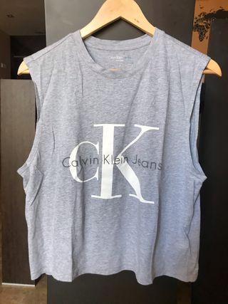 Camiseta sin tirantes Calvin Klein