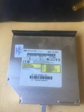 HP compaq presario CQ61