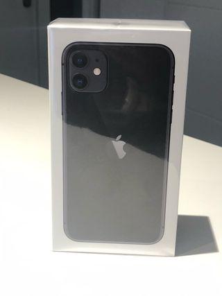 Se venden 2 iPhone 11 de 128gb
