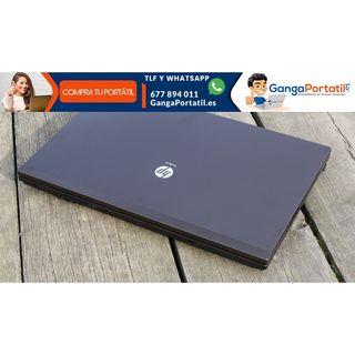 """Portátil Hp Probook 4720S, i3 / 17"""" / Cam / Gráfic"""