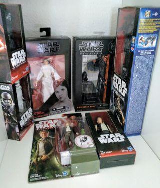 Lote Figuras Star Wars